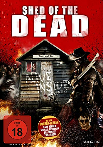 Shed of the Dead [Alemania] [DVD]