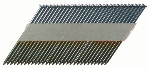 Milwaukee 48-96-2005 Clipped Head 2-3/8-Inch by .113-Inch by 30 to 34 Degree Paper Collated Bright Framing Nail (5,000 per Box)