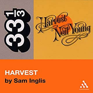 Neil Young's Harvest (33 1/3 Series) cover art