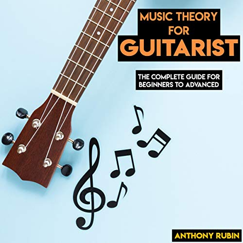 Music Theory for Guitarists cover art