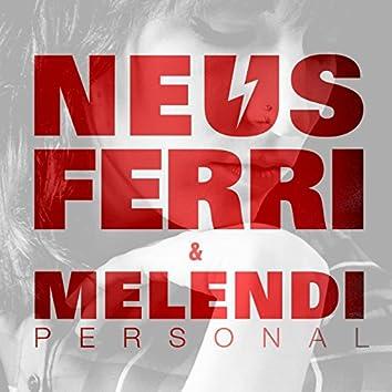 Personal (feat. Melendi)