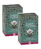DEU Tè Oolong cinese biologico English Tea Shop - 2 x 20 bustine di tè (80 grammi)