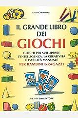 Il grande libro dei giochi Copertina flessibile