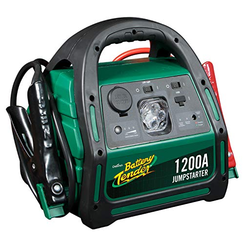 Great Price! Battery Tender 1200A Jump Starter
