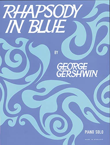 George Gershwin: Rhapsody In Blue (Piano Solo). Für Klavier