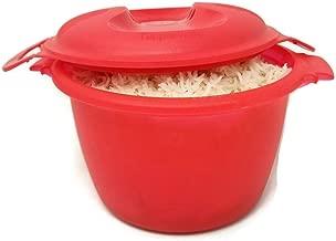Tupperware MICROWAVE Rice Maker Cooker Steamer