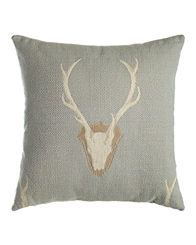 Horchow Forester Deer Pillow