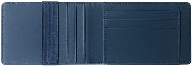 Radorock Men Leather Multi-Card Card Holder Wallet Soft Skin Card Holder Package