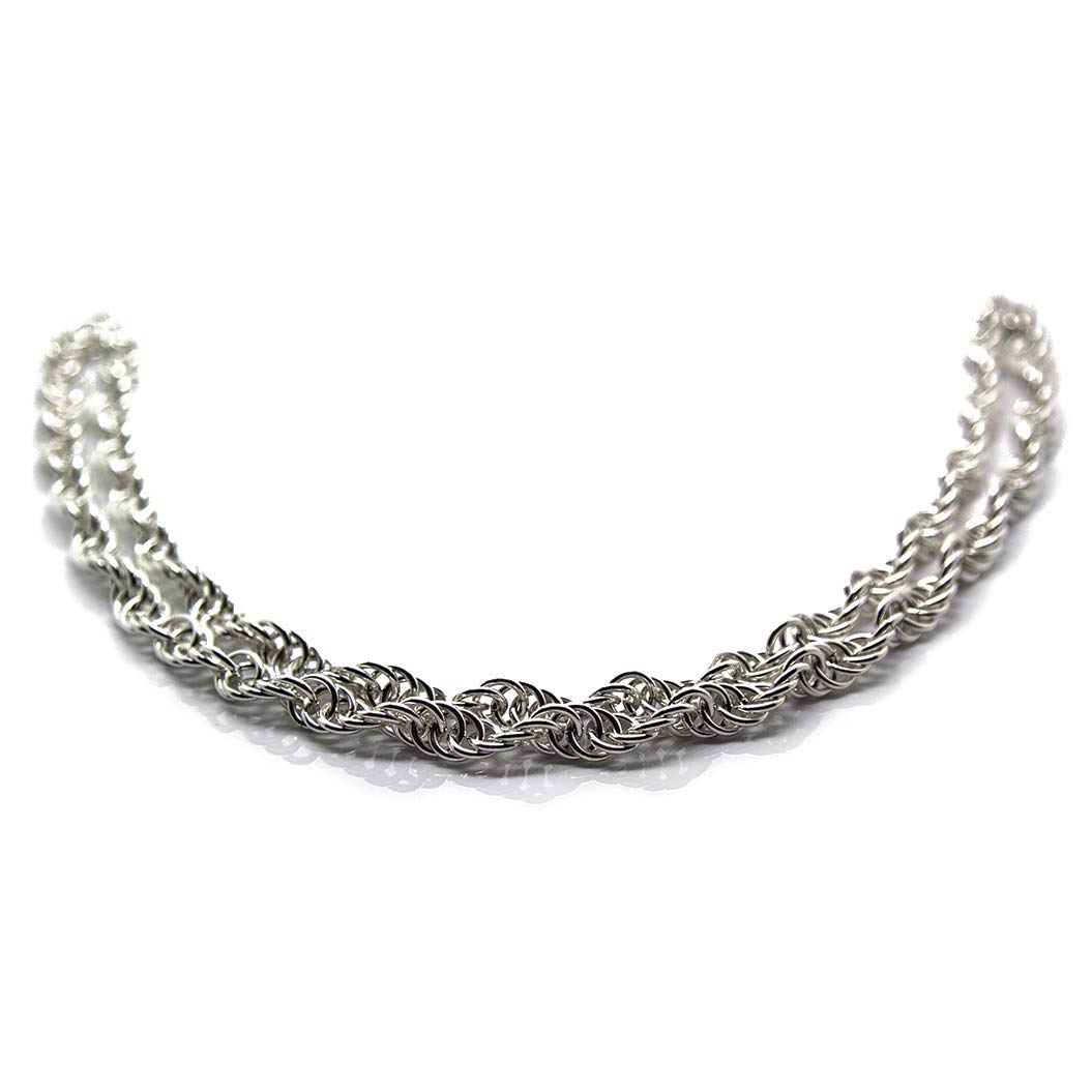 Men chain necklace Colorado Springs Mall silver DNA San Diego Mall sil Sterling
