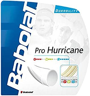 Babolat B241076-17:SET Pro Hurricane 17g Strings