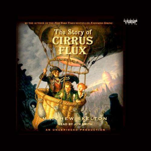 The Story of Cirrus Flux audiobook cover art