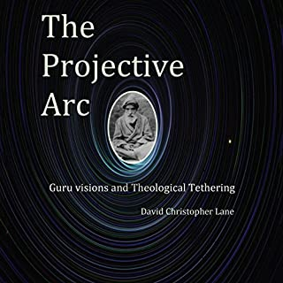 The Projective Arc audiobook cover art