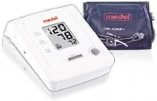 Medel 92556 - Tensiómetro de brazo eléctrico, pantalla LCD, color blanco