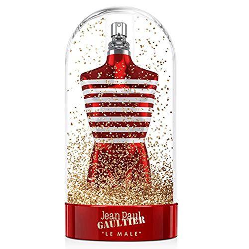 Jean Paul Gaultier Le Male Christmas Collector Edition 2020 Eau De Toilette Vaporisateur 125ml