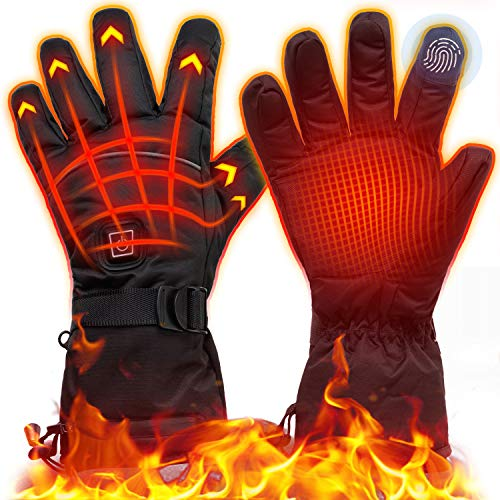 eventek Winter Guantes Calefactables,...