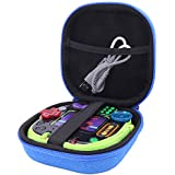 Aenllosi Hard Carrying Case for Leapfrog Rocklt Twist Handheld Learning System (Blue)