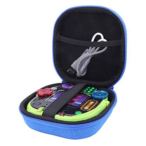 Aenllosi Hart Taschen Hülle für Leapfrog / Vtech Rockit Twist Tragbares Spiel (Blau)