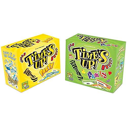 Repos production Time 's up Party 1 (TUP1-SP01) + Times Up Es El Juego de Adivinar Personajes, Color (Asmodee Ade0Tuf01Es)