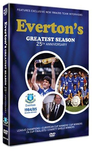 Everton's Greatest Season 1984/85 Season Review [Reino