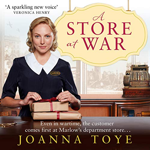 A Store at War audiobook cover art