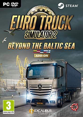 Euro Truck Simulator 2 - Beyond the Baltic Sea - Add on