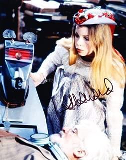 lalla ward autograph