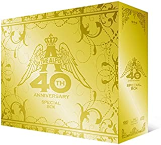 THE ALFEE 40th Anniversary スペシャルボックス [DVD]