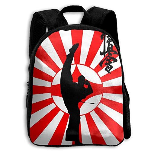 HOJJP Mochila escolar School Season Kids Backpack