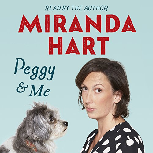 Peggy and Me audiobook cover art
