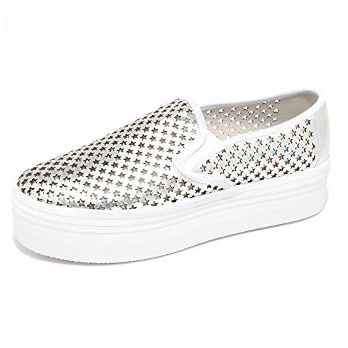 Jeffrey Campbell 1105M Slippers Sneakers Donna Laser Scarpe Shoes Women [41 EU-8 UK]
