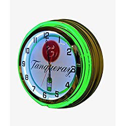 Tanqueray Gin Large 19 Diameter Neon Wall Clock
