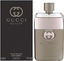 Gucci Guilty Eau Pour Homme by Gucci for Men - Eau de Toilette, 90 ML