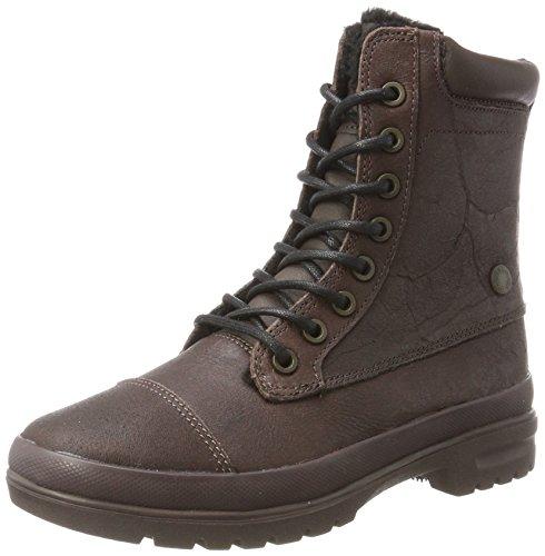 DC Shoes Damen AMNESTI WNT Stiefel, Braun (Brown/Chocolate), 37 EU