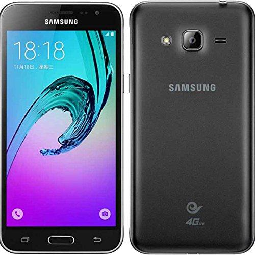 Samsung 8806088327631 Smartphone Galaxy J320f (8MP Kamera, 1.5 GHz Quad-Core-Prozessor, Dual SIM, 12,63 cm (5 Zoll)) schwarz