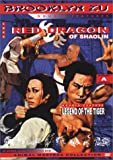 Red Dragon of Shaolin / Legend of the Tiger