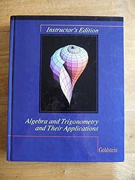 Algebra and trigonometry and their applications 0697265331 Book Cover