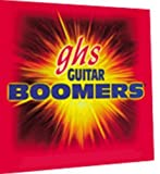 CUERDAS GUITARRA ELECTRICA - Ghs (Gbul) Ultra Lite/Boomers (Juego Completo 008/038E)