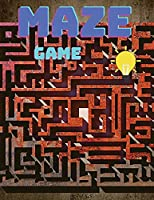 Totally Awesome Mazes and Puzzles: Challenging Puzzles Mazes to Help Reduce Stress and Relax