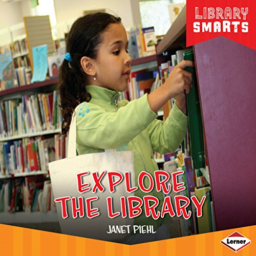 Explore the Library audiobook cover art