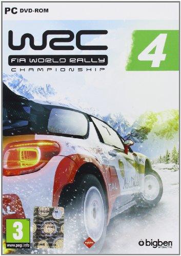 WRC 4 Fia World Rally Championship - PC