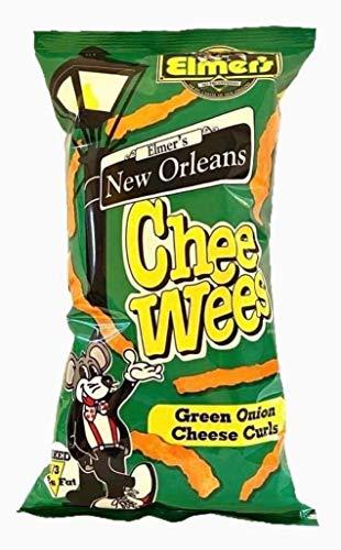 Elmer's Chee Wees Green Onion Cheese Curls