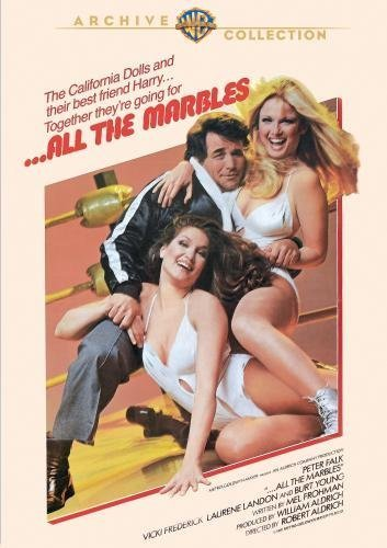 All The Marbles by Peter Falk