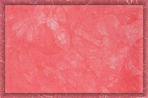 5 ☆ very popular Fort Worth Mall Hand-Dyed 16 Count Aida Cloth Fabric - Cross-Stitch Zweigart