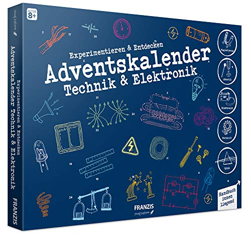 FRANZIS Adventskalender Technik &...
