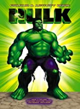 The Hulk – Colour and Activity Book: Colouring and Activity Book