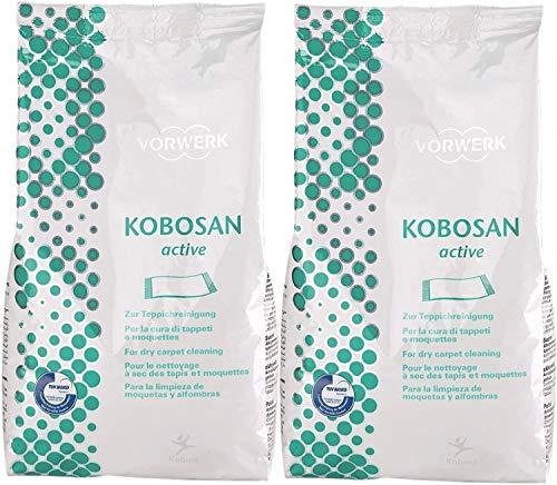 Vorwerk, Kobosan, Originalprodukt, 2 Beutel à 500 g