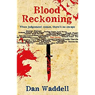 Blood Reckoning (Blood Detective Series Book 3)