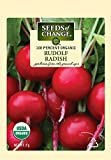 Seeds of Change Certified Organic Rudolf Radish Seeds