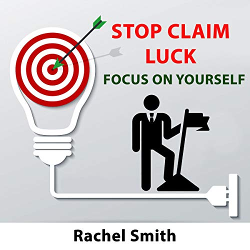 『Stop, Claim Luck, Focus on Yourself』のカバーアート