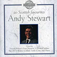 The Andy Stewart Collection: 20 Scottish Favourites